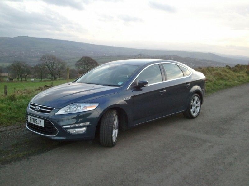 Ford Mondeo ECOnetic Titanium X road test review - Oliver Hammond - scenic 1
