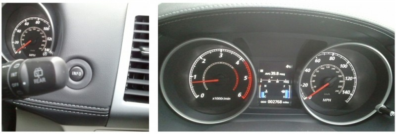 Mitsubishi Outlander 2-2 DI-D Manual GX4 – Road Test Review by Oliver Hammond - combined interior 2