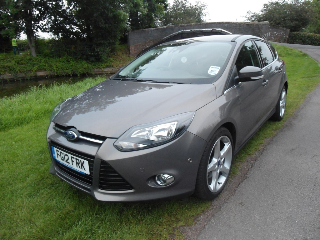My Car Coach review Ford Focus 1.0 EcoBoost by Nick Johnson
