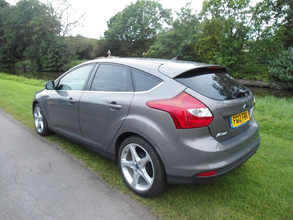 My Car Coach review of Ford Focus 1.0 EcoBoost by Nick Johnson