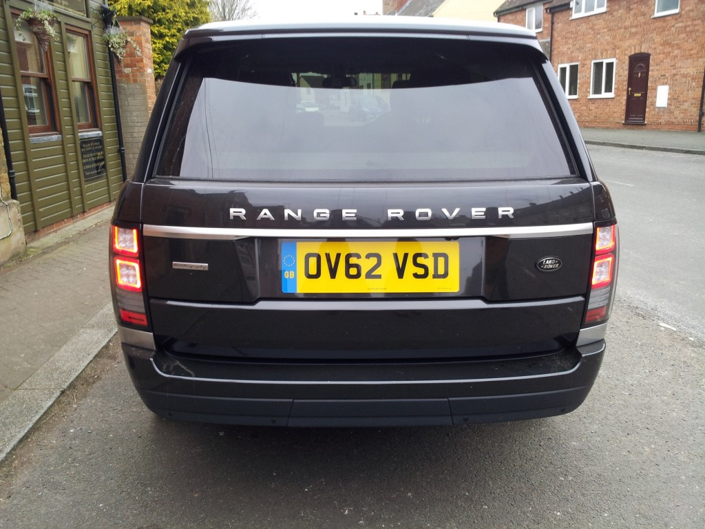 Range Rover road test review by Nick Johnson, My Car Coach