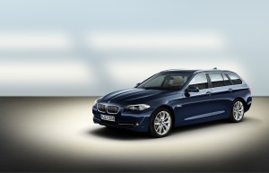 BMW 5 Series Touring My Car Coach