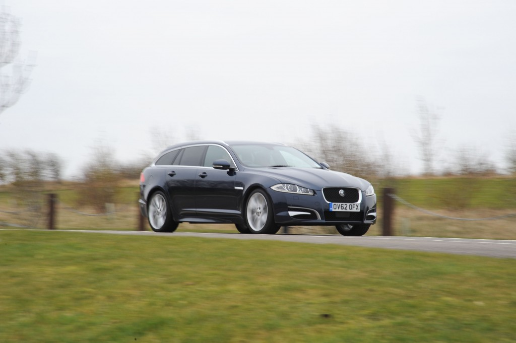 Jaguar XF Sportbrake review by Nick Johnson, My Car Coach