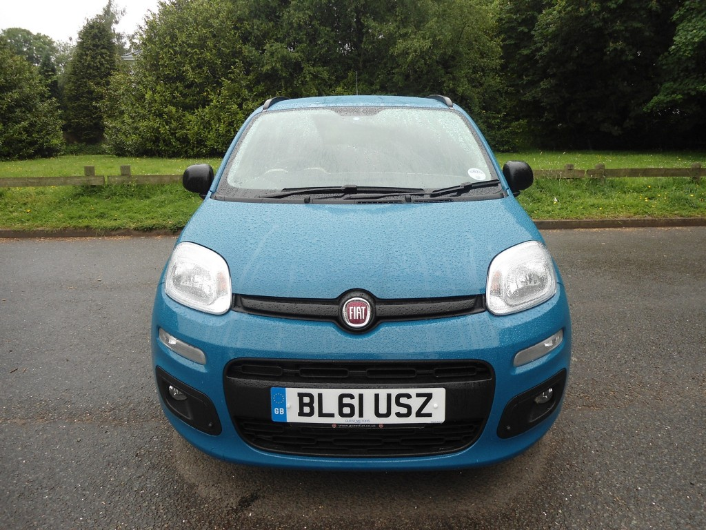 MyCarCoach review of Fiat Panda by Nick Johnson