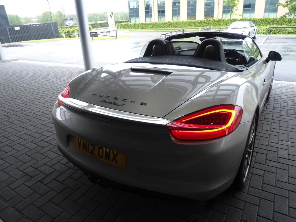 My Car Coach Porsche Boxster review by Nick Johnson